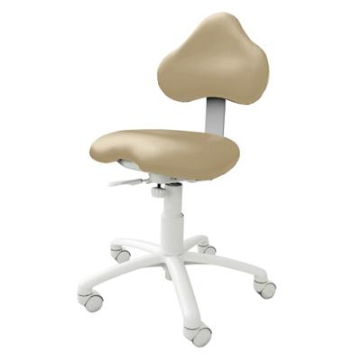 Oversized Dental Stool with HybriGel Seat