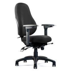 Petite High Back Chair