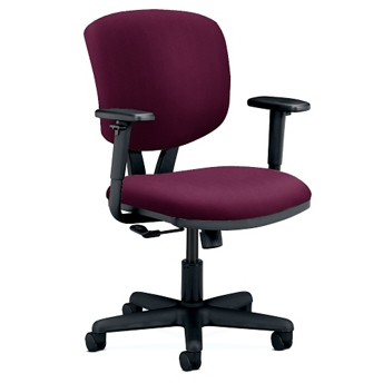 hon volt fabric task chair with arms 56923 and more lifetime guarantee