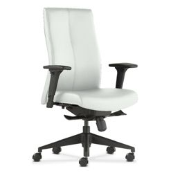 High Back Leather Executive Ergonomic Chair