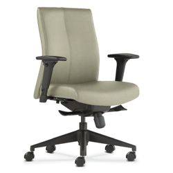 Mid-Back Fabric Ergonomic Task Chair