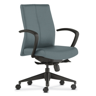 Mid-Back Fabric Ergonomic Task Chair