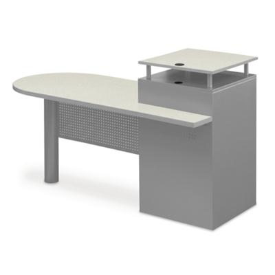 Rightside Stationary Instructor's Desk