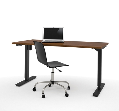 "Laminate Adjustable Height Table -  60""W x 30""D"