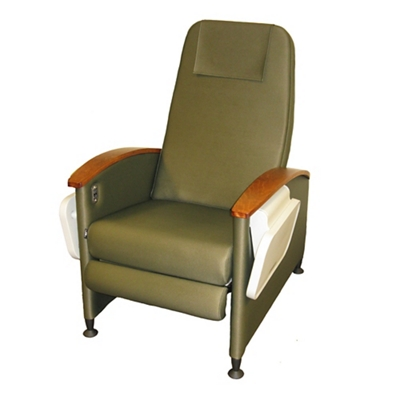 Recliner with Fixed Feet - 350 lb Weight Capacity