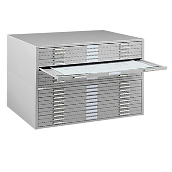 Blueprint File Cabinets Metal Flat Filing Drawers For Large - Blueprint file cabinet