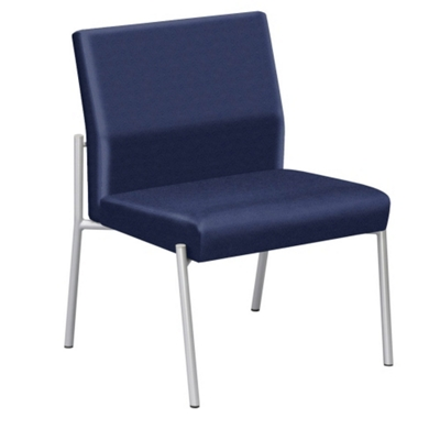 Uptown Oversized Guest Chair in Standard Fabric