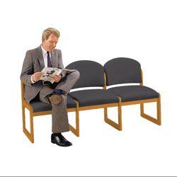 Armless Three-Seat Sofa
