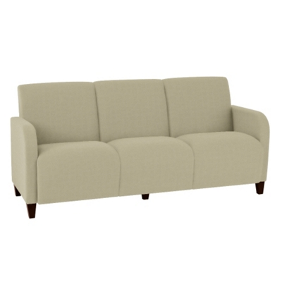 Fabric Three Seat Sofa