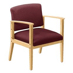 Ridgewood Oversized Fabric Guest Chair
