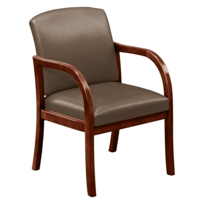 Vinyl Arm Chair