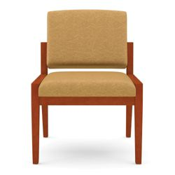Ridgewood Armless Guest Chair in Fabric