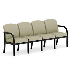 Four Seat Fabric Sofa