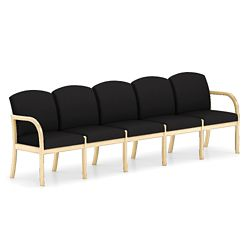 Five Seat Fabric Sofa