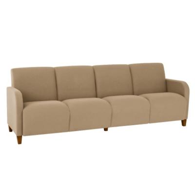 Vinyl Four Seat Sofa