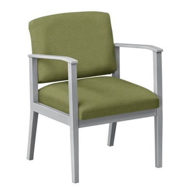 Mason Street Fabric Guest Chair with Arms