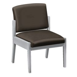 Mason Street Polyurethane Guest Chair without Arms