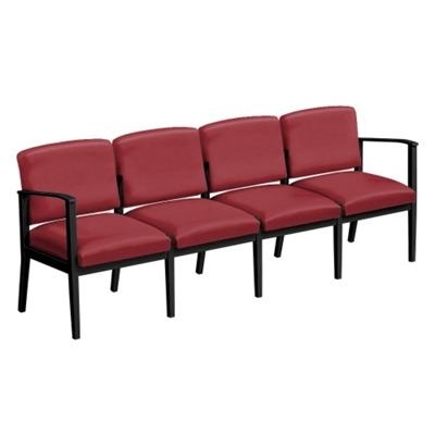 Mason Street Polyurethane Four Seater Sofa