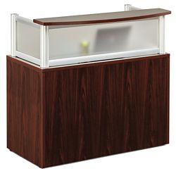 "Neoterik Collection Reception Desk- 48""W"
