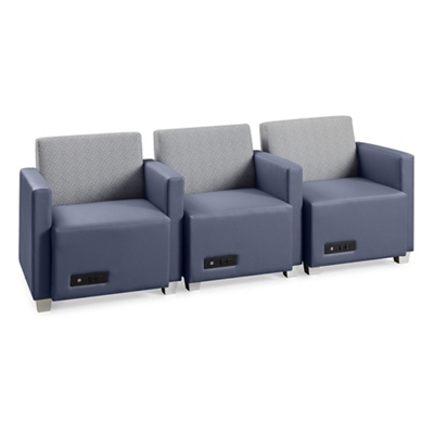Compass Three Seater