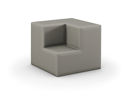 "Touchdown Inside Facing Corner Seat - 41""W x 41""D"