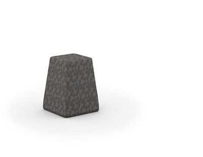 Tapered Ottoman/Seat