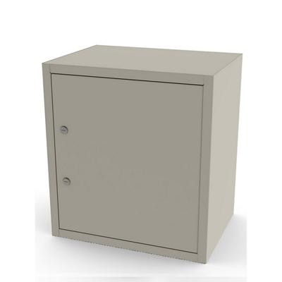"""Single Door Narcotic Locker - 18.625""""W x 13.625""""D"""