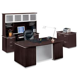 Pimlico Executive Office Set - Fully assembled