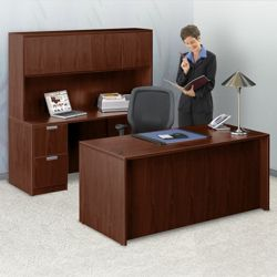Contemporary Collection Compact Office Set