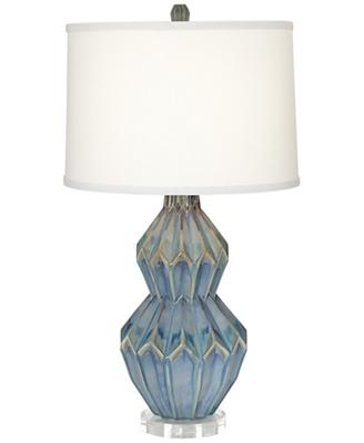 Tl-Zigzag Ceramic Turquoise