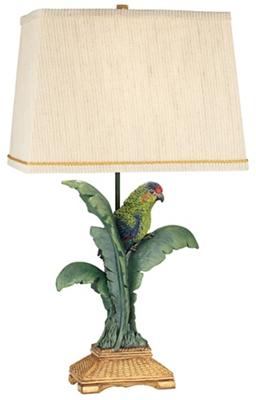 Tl-Tropical Parrot