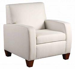 Standard Vinyl Club Chair