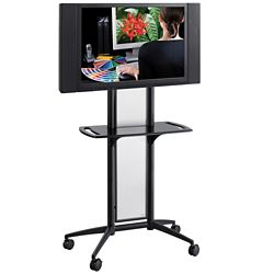Impromptu Flat Panel TV Cart