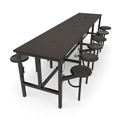 "141"" Table with 12 Seats"