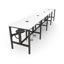 "186"" Table with 8 Seats"