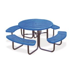 "46"" Round Portable Outdoor Table"