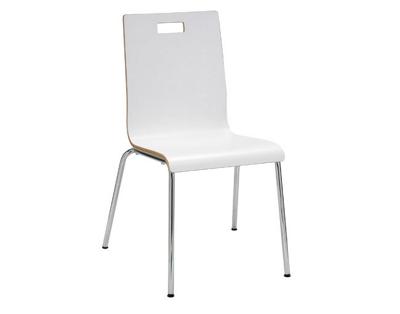 High-Back Café Chair