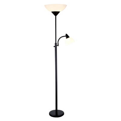 Floor Lamp With Reading Light By Adesso Nbf Com