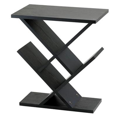 Zig-Zag Modern End Table