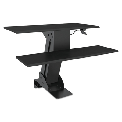 "Sit Stand Workstation, 9""W"