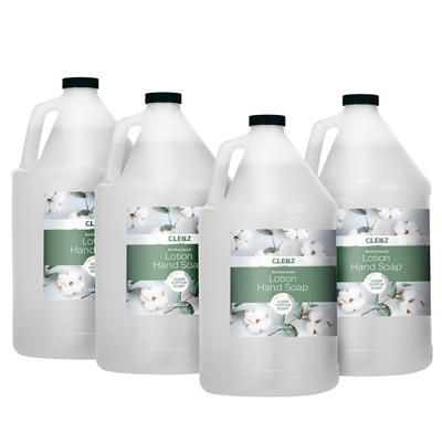 Anti Bacterial Soap - Four Pack