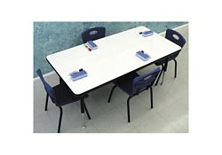 """60""""W x 30""""D Markerboard Table"""
