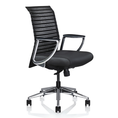 Modern Fabric Conference Chair