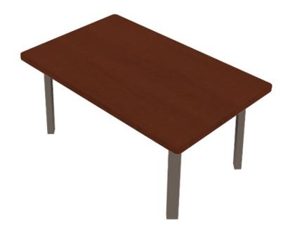 "Jacob Coffee Table - 39.5""W x 21.5""D"