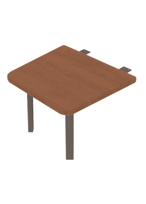 """Jacob Connecting End Table - 17""""W x 19.75""""D"""