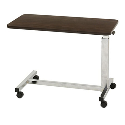 "Low Overbed H-Base Table - 30""W"