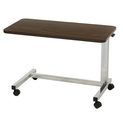 "Low Overbed U-Base Table - 30""W"