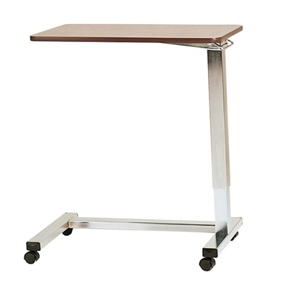 "Heavy Duty U-Base Overbed Table - 32""W"