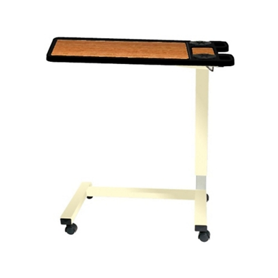 """Executive Overbed U-Base Table with Laminate Top - 32""""W"""