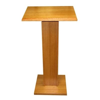 Wood Veneer Lectern